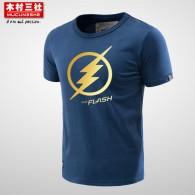 เสื้อยืด The Flash (Blue)