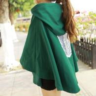 ผ้าคลุม Titan (Green)