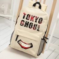 กระเป๋าเป้ Tokyo ghoul (ครีม)