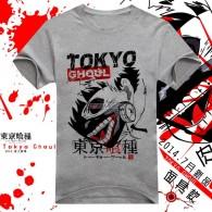 เสื้อยืด Tokyo Ghoul (เทา)