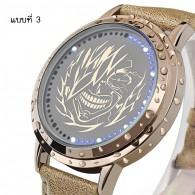 นาฬิกาโตเกียวกูล Touch screen LED watch แบบที่ 3 (Gold)