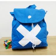 กระเป๋า แบบ Chopper One Piece สีฟ้า