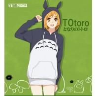 Totoro Hoodie (แบบที่ 3)