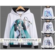 เสื้อกันหนาวฮู้ด Vocaloid (มี8แบบ)