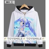 เสื้อกันหนาวฮู้ด Hatsune Miku (NO.001)