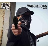 เซ็ตหมวก และ ผ้าปิดหน้า Watch Dogs