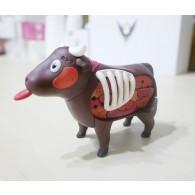Yakiniku cow puzzle