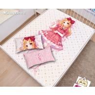 ชุดผ้าปูเตียง ปลอกหมอน Yamada Elf