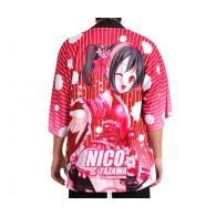 เสื้อคลุมยูกาตะ Yazawa Nico