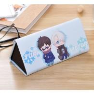 กล่องใส่แว่นตา Yuri!!! on Ice