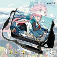 กระเป๋า(เปลี่ยนลายได้) Yuru Camp (มี3แบบ)