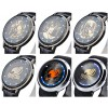 นาฬิกา Fairy Tail Touch screen LED watch