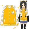 Nyanko Sensei baseball jacket