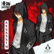 เสื้อฮู้ดยาว Assassin's Creed