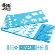 ผ้าพันคอ Snow Miku