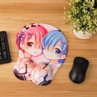 Ram Rem 3D mousepad