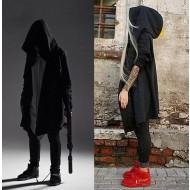 เสื้อคลุม Dark wizard (แถมฟรีผ้าปิดปากสีดำ)