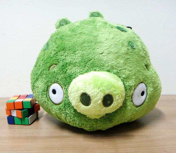Fat Pig Angry Birds Plush Angry Birds x Image Fat Pig
